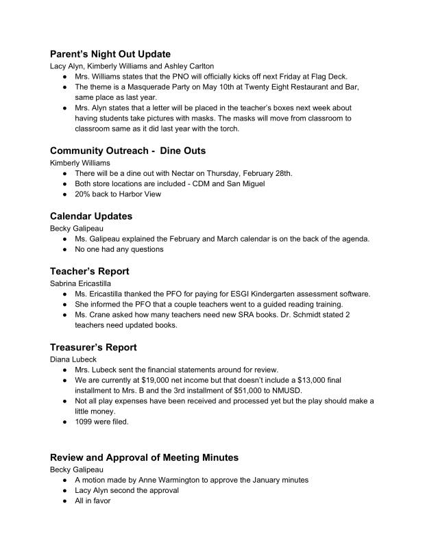02:19 General Meeting Minutes p2