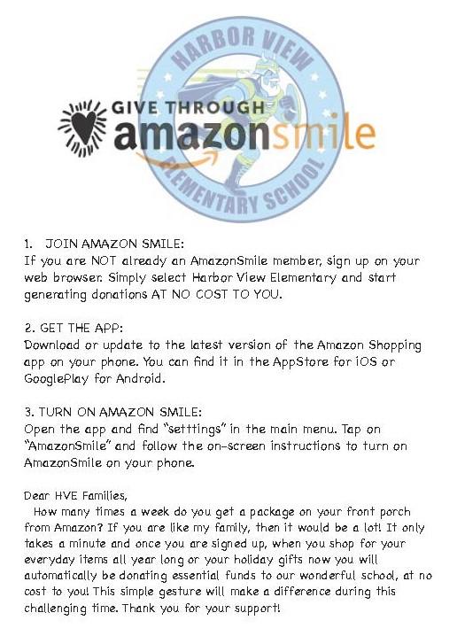 Amazon Smile Flyer1
