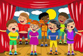 School Play clipart